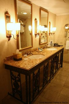Bathroom Granite Countertop Pictures Bathroom Granite Countertops Gallery