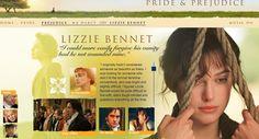 P&P (2005) Characters Screen Captures - Pride and Prejudice Image (23971573) - Fanpop