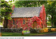 lovely welsh chapel