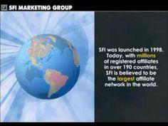 ▶ SFI Marketing Group - Affiliates Program - YouTube