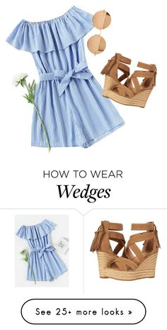 """""""Summer Days"""" by jc-007 on Polyvore featuring UGG and Victoria Beckham"""