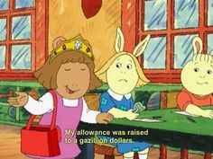 """She was humble. 
