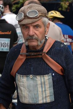 L'Eroica 2012 Vintage Bicycle Sportive Through Pictures