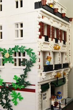 Lego Modular Hotel 6