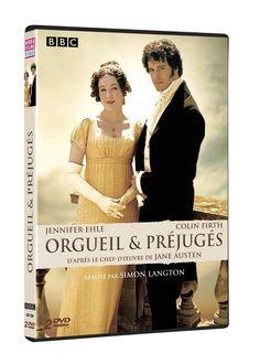Epique adaptation signée par la BBC du chef d'oeuvre de Jane Austen, avec Colin Firth et Jennifer Ehle, la série retrace avec fidélité les tourments amoureux d'Elizabeth et de Darcy. Un vrai plaisir coupable qui se dévore avec un bon thé et des biscuits so british!