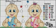 Infantil - menino - menina - criança