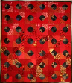 Quilt 5 by Chris Thompson (Canada) via Flickr