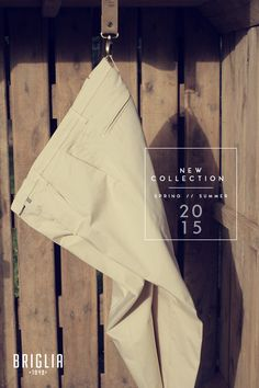 #Briglia 1949 - Italian #Pants for #Man  New Collection SS'15 is ready!