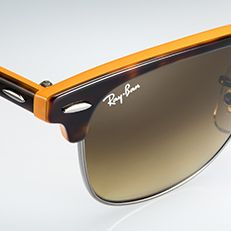 Ray-Ban Clubmaster Color Mix Sunglasses