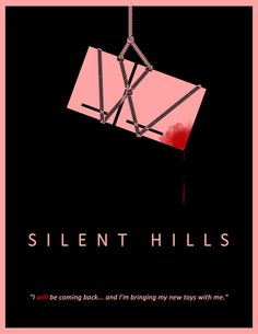 Obviously, this was cancelled, but I really don't care, this is worthy of being pinned. Silent Hill Game, Pyramid Head, Enjoy The Silence, Broken Promises, Geek Art, Horror Art, Resident Evil, Macabre, Paranormal