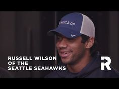 Pastor Mark Driscoll interviews Russell Wilson, Seattle Seahawks QB, about who Jesus is to him. Russell Wilson, Nfl Seattle, Seattle Seahawks, Mark Driscoll, Superbowl Champions, He Is My Everything, Colin Kaepernick, 12th Man, Role Models