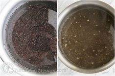 How to Make Poppy Seed Filling - Natasha's Kitchen Poppy Seed Filling, Poppy Seed Cake, Tupperware, Fun Cooking, Cooking Recipes, Beef Wellington Recipe, Sweet Buns, Russian Recipes, French Recipes