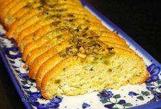 Mandel-Pistazien-Kuchen