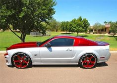 Sema Cars | 2006 FORD MUSTANG GT SEMA SHOW CAR