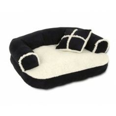 """Compra online al mejor precio en Canarias cama para perros + almohada """"sofa style"""" - zazbuy.com - OFERTA ESPECIAL!!"""