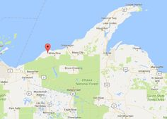 Located near Carp Lake Township in the Upper Peninsula, the Porcupine Mountains are home to the Escarpment Trail, which draws hundreds of hikers each year. Michigan Vacations, Michigan Travel, Lake Michigan, Wisconsin, Holland Michigan, Upper Peninsula, Great Lakes, Summer Travel, Hiking Trails