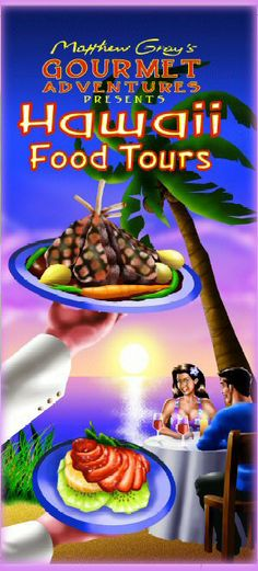If you go to Honolulu, take the Hole-in-the-Wall tour and eat like the locals eat! Invaluable info if you visit often.  Local foodies Matthew and Kiera will show you the way.