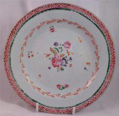 Antique Chinese Porcelain Hollow Rocks Blue White Plate Kangxi 康熙 Qing 清代 C 1700 瓷器 Pinterest Plates And Oriental