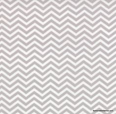 Surrounded by Love Valentines Chevron in Grey by Deb Strain for Moda Fabrics 19658-14