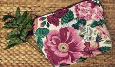 Poręczna kosmetyczka lub organizer do torebki - floristashop - Małe kosmetyczki