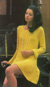 crochet vintage 60's pattern - Buscar con Google