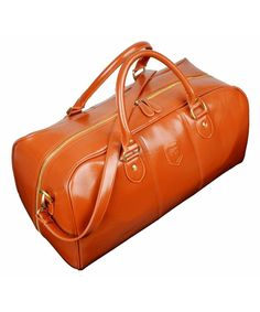 Men s Pu Leather Travel Bag Duffel Weekend Luggage Gym Sports Bag - Tan -  CW1889ODX7Q 398893a52f1d1