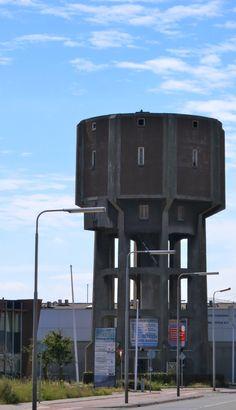 @MS. Watertower, IJmuiden, NL