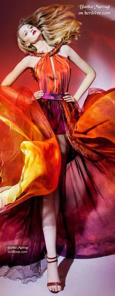 Blanka Matragi Elements 2017 - Fire Element