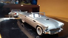 1957 Ford Thunderbird - Scale Auto Magazine - For building plastic & resin scale model cars, trucks, motorcycles, & dioramas