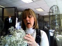 We love using baby's breath for our wedding designs and have noticed many couples asking for it again. What was once considered old is new again and very much in style. An excellent choice for vintage, romantic weddings ~ keeping to a budget. I explain what it is and how it can be used in this short video. Enjoy! www.perfectweddingflowers.com