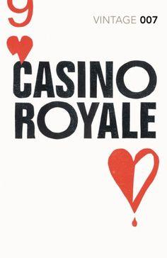 1 Casino Royale: James Bond 007 (Vintage Classics) by Ian Fleming http://www.amazon.co.uk/dp/0099576856/ref=cm_sw_r_pi_dp_HjZGwb06PEHBT