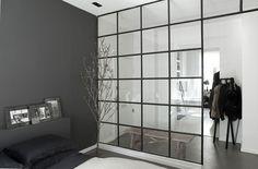 Inspiration for modern minimalist interior design.