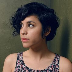 Ashly Burch, possible new haircut for Mia