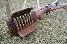 CircleM-Brand.com Rifle Buttstock Cuff (.30-06)