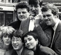 Sketch comedy: Joining the Cambridge Footlights was useful training for serious acting