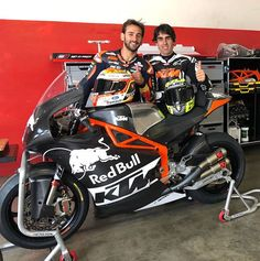 The hard work behind-the-scenes and have been racking up the laps for out in Misano! Motogp News, Ktm Factory, Hard Work, Motorbikes, Behind The Scenes, Instagram, Motorcycles, Motorcycle
