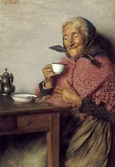 The Athenaeum - A Good Brew (Gaetano Bellei)