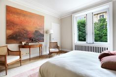 French Bedroom Art Design