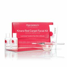 """""""With regular use, skin becomes clearer, firmer and more refined. Wrinkles and fine lines diminish, skin is oxygenated and pores nearly disappear."""""""