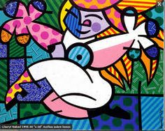 Resultado de imagen para pintura contemporanea brasilera
