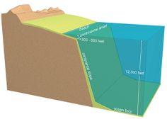 Lereng benua adalah Bagian benua di bawah permukaan laut yg berbentuk lereng, mulai dari ujung landaian benua sampai dataran abisal.