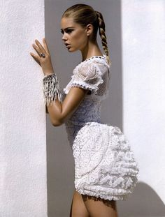 Doutzen Kroes for Vogue España, June 2009