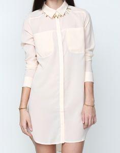 Reed Shirtdress