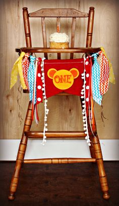 Daniel Tiger Birthday Party Banner...Photo by PrettyLittleClippie