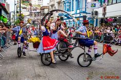 October Festival, Brazil, Bicycle, Santa Catarina, Belle, Oktoberfest, Bike, Bicycle Kick, Bicycles