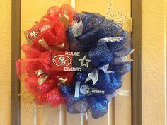 House Divided Wreath :)