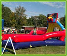 Fun 4 All http://www.fun4alldfw.com/ Dallas Bounce House Water Slides & Party Rentals
