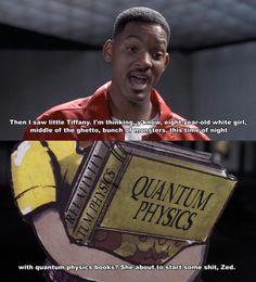 Men in Black - love Will Smith!