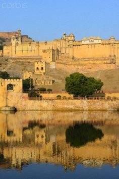 Places to Visit in India: Rajasthan's Amber Fort