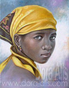 DORA ALIS MERA. AFRICA